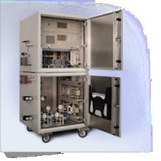 Modular Stack Gas Monitor SM-4 mobile