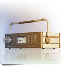 VM-3000 Mercury Vapor Monitor