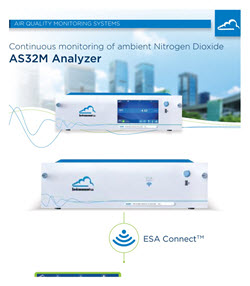 AS32M- CAPS Analyzer  FOR Quick  AND Direct NO2 Monitoring