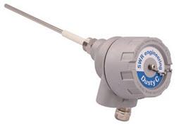 Dusty C - Compact sensor for broken bag detection