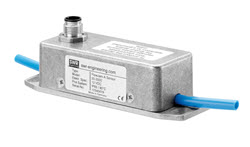 FlowJam A - Material flow monitoring for hose lines