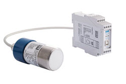 FlowJam Plus - Material flow monitor with blockage detector