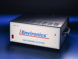 Gas Blending and Gas Dilution systems