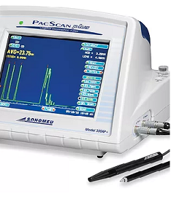PacScan Plus  Pachymetry and A-Scan