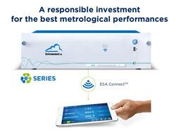 E-Series Eco designed Criteria Pollutant Analyzes