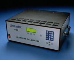 Ambient Monitor Gas Calibrators with Ozone Generators